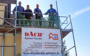 Das Team von DACH+